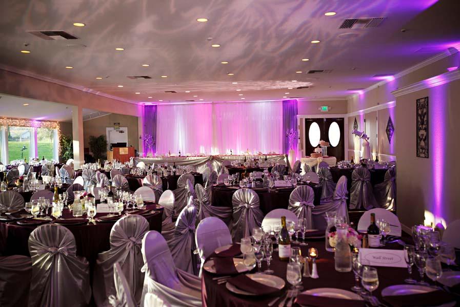 Contra Costa Wedding Venue 2016 Copyright The San Ramon